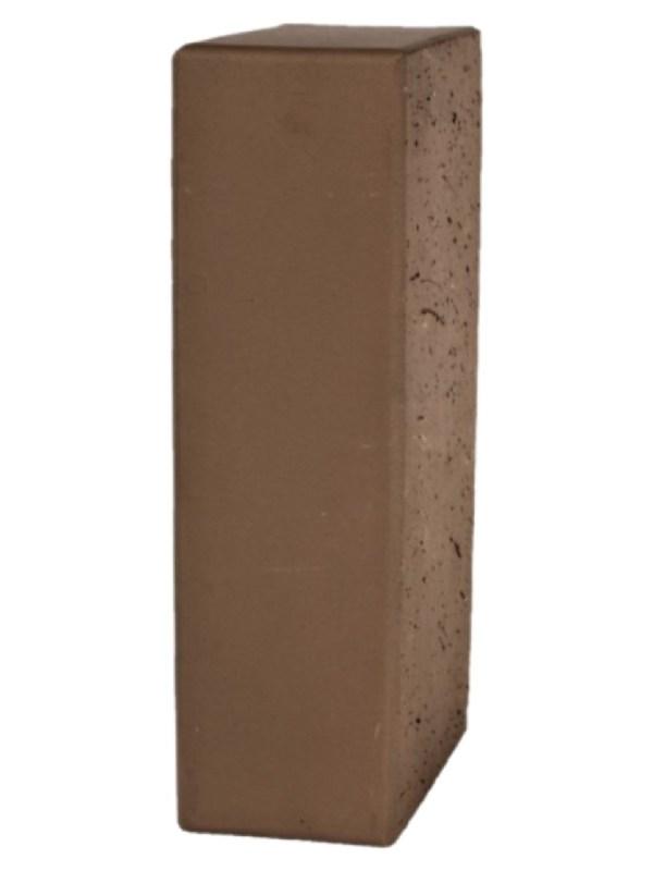 Клинкерный кирпич полнотелый Lode Brunis