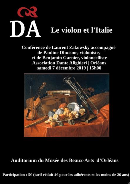 conférence Dante