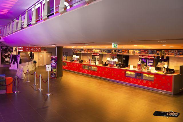 Cineplexx Bolzano  Cinema multisala  Alto Adige per tutti