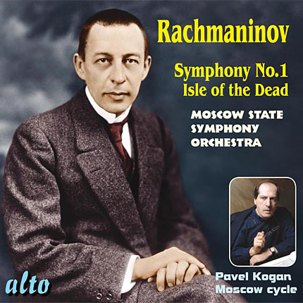 Rachmaninoff Symphony No.1 / Isle of the Dead