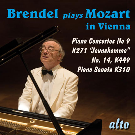 Brendel plays Mozart