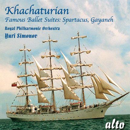 Khachaturian Ballet Suites