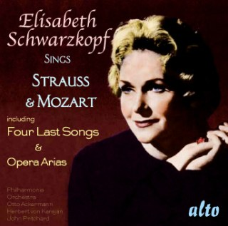 ALC1008 - Elisabeth Schwarzkopf Sings Strauss & Mozart