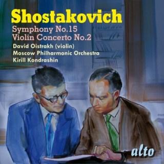 ALC1062 - Shostakovich Violin Concerto No.2 / Symphony No.15