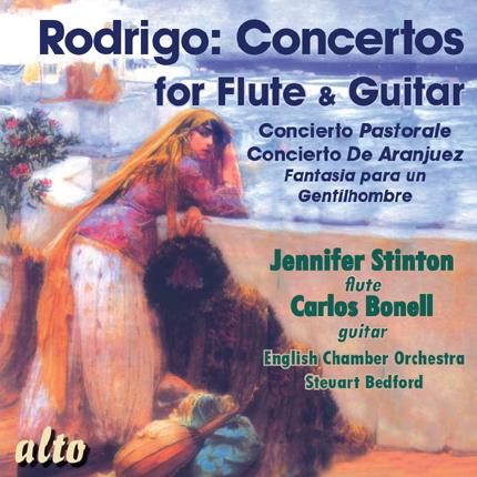 ALC1090 - Rodrigo Concertos for Flute & Guitar