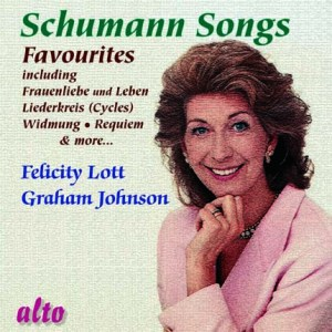 ALC1091 - Schumann Favourite Songs