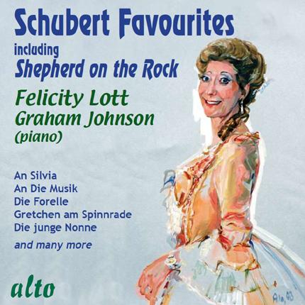 ALC1092 - Favorite Schubert Songs