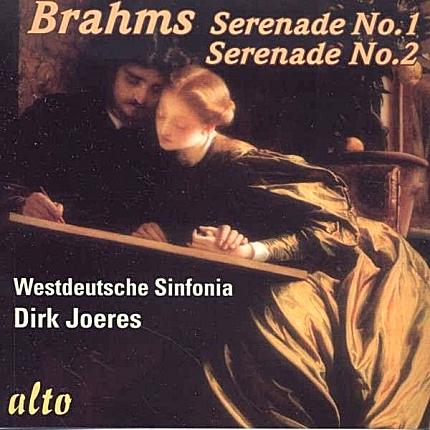 ALC 1098 - Brahms: Serenades Nos. 1 and 2
