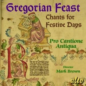 ALC1117 - Gregorian Feast: Chants for Festive Days