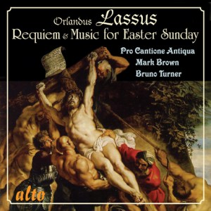 ALC1124 - Lassus: Requiem / Music for Easter Sunday