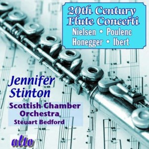 ALC1126 - Twentieth Century Flute Concerti
