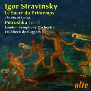 ALC1131 - Stravinsky: Le Sacre du Printemps / Petrushka