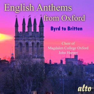 ALC1137 - English Anthems from Oxford