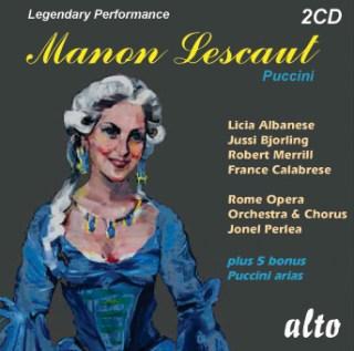 ALC2001 - Puccini: Manon Lescaut