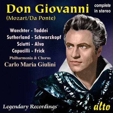 ALC 2502 - Mozart: Don Giovanni