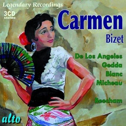 ALC2503 - Bizet: Carmen