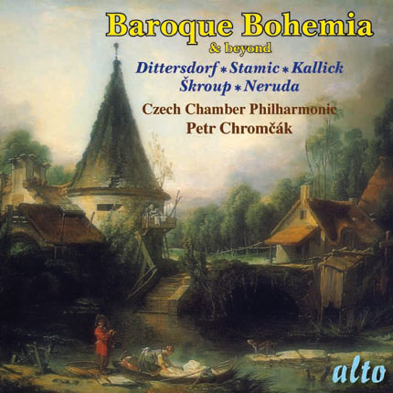 Baroque Bohemia and Beyond, Volume 5