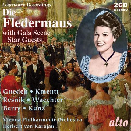 Strauss (Johann II): Die Fledermaus