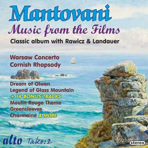 Music From The Films – Mantovani & His Orchestra