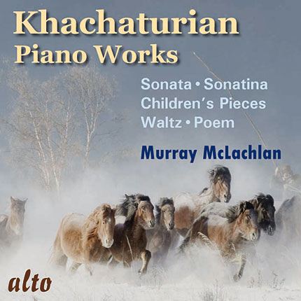 Khachaturian: Piano Music