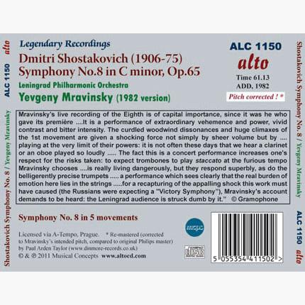 Shostakovich Symphony No.8