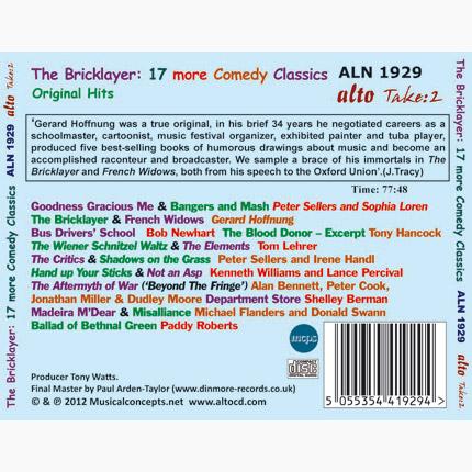 The Bricklayer (17 Comedy Classics)