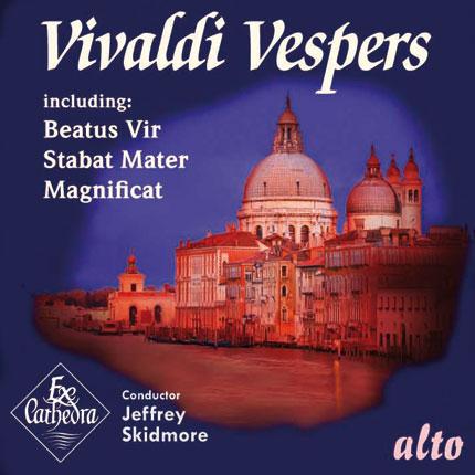 Vivaldi: Music for Vespers