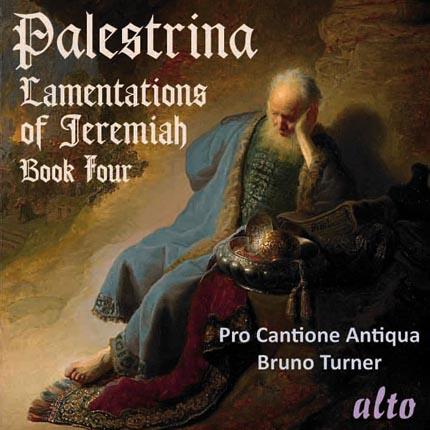 Palestrina: Lamentations of Jeremiah, Book IV