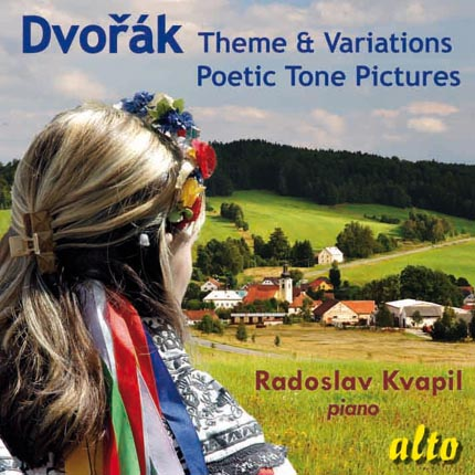 Dvořák Theme & Variations; Poetic Tone Poems