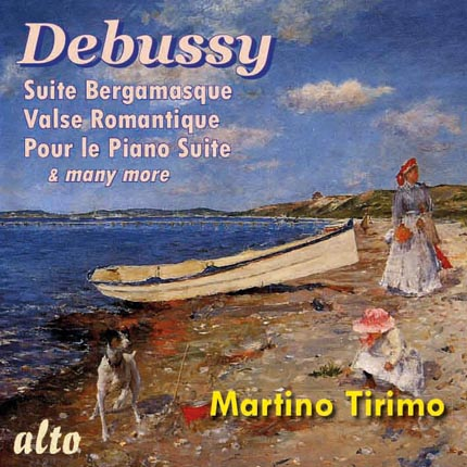 Debussy: Suite Bergamasque & more