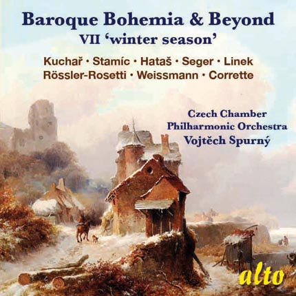 Baroque Bohemia & Beyond  VII 'winter season'