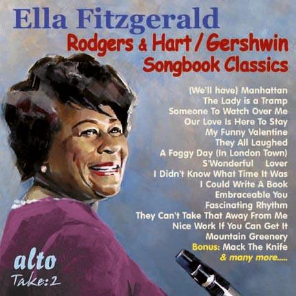 Ella Fitzgerald sings SongBook Hits: Rodgers & Hart / Gershwins