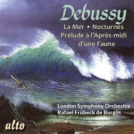 Debussy: La Mer / Nocturnes / Prelude a L'Apres-Midi d'une Faune