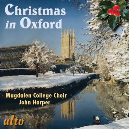 Christmas in Oxford - Early, Victorian and Modern Carols