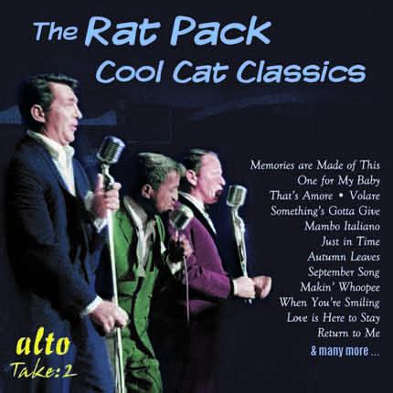 The Rat Pack - 'Cool Cat' Classics