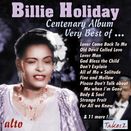 Billie Holiday Centenary Album: Very Best of