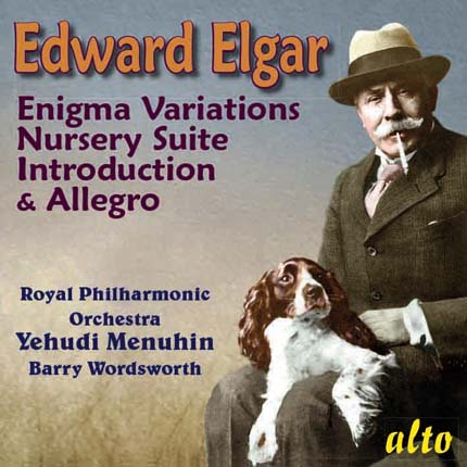 Edward Elgar: Variations on an original theme 'Enigma'  Nursery Suite; Introduction & Allegro; March No.4