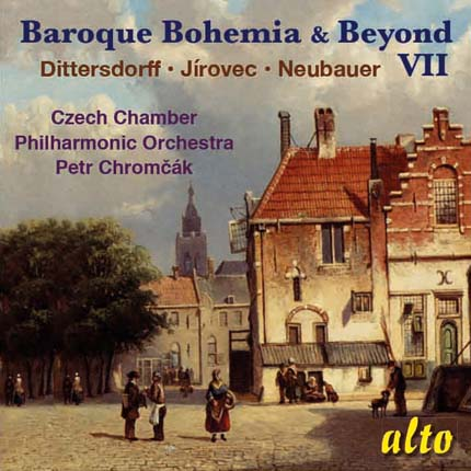 Baroque Bohemia & Beyond: Vol VII*