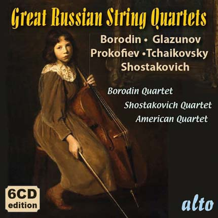 Great Russian String Quartets