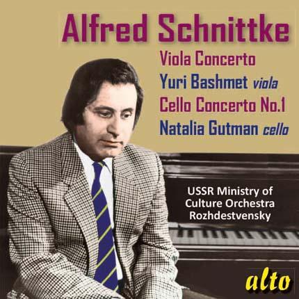 Alfred Schnittke: Viola & Cello (no.1) Concertos