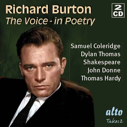 Richard Burton The Voice in Poetry