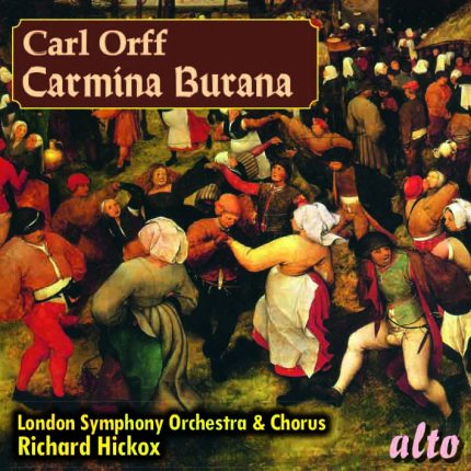 Carl Orff: Carmina Burana Cantiones Profanae