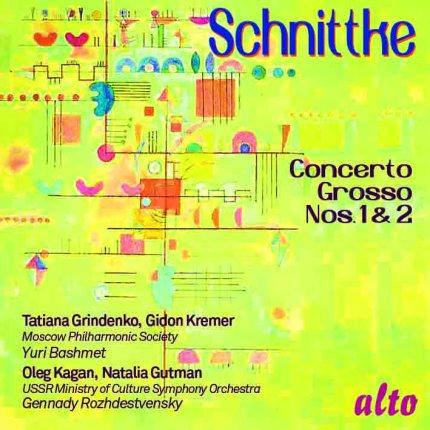 Alfred Schnittke: Concerto Grosso 1, 2