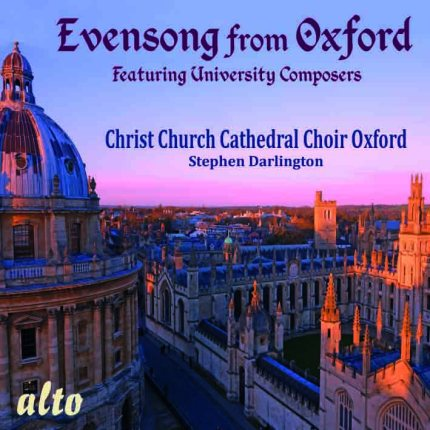 Evensong from Oxford