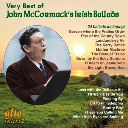 Very Best of John McCormack's Irish Ballads