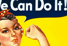 we can do it_women