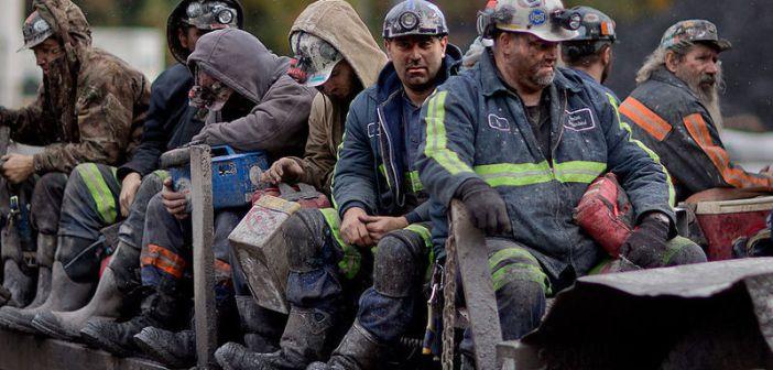 Coal workers