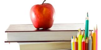 Education school apple