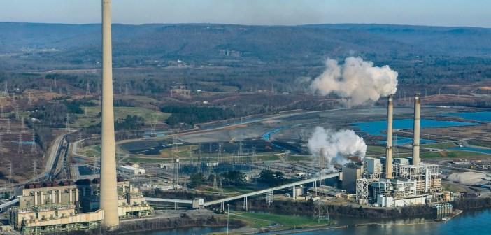 Widows Creek Power Plant