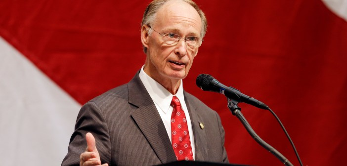 Gov Robert Bentley speaking